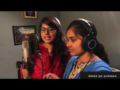Bahubali 2 - Kanna nidurinchara reprised by students of Voice of Strings