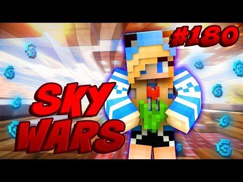 ОТ МЕНЯ НЕ УБЕЖИШЬ! - Minecraft Sky Wars VimeWorld #180