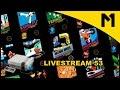 LiveStream #53   NES (Nintendo System Entertainment)   #MGStream