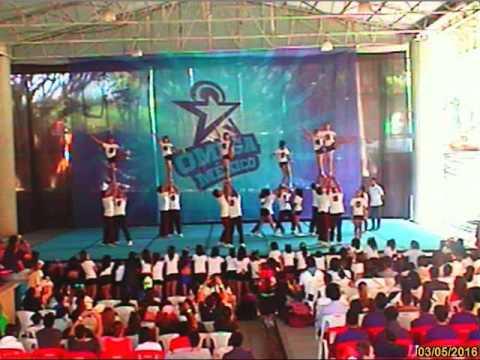 0d6dfac0267 TITANES ALL STAR PUEBLA (Cheer Mixto C Basico) SPLASH C D FEST 2016 ...