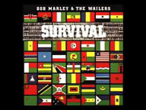 Bob Marley & The Wailers ‎   Survival