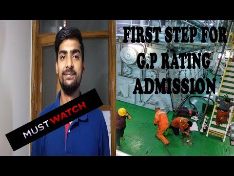 First Step Before GP Rating Admission | GP Rating