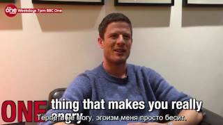 The One Show with James Norton (русские субтитры)