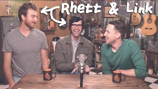 hanging out tour rhett and link