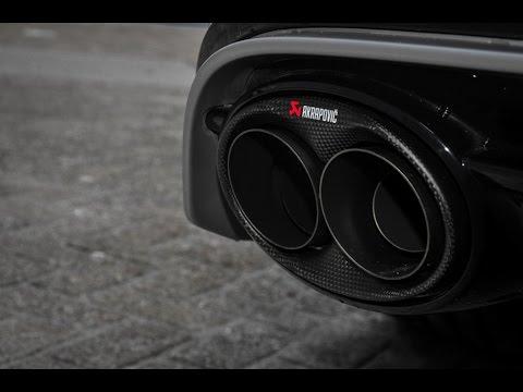 0 Audi Rs6 2014 Akrapovic Brutal Exhaust Sound