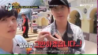 [ENGSUB] Jinhwan TV Ep.4 (part 2) - Jangdanjo Game Battle