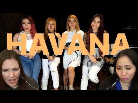 4TH IMPACT - Havana (Camila Cabello) Reaction Video