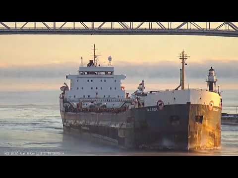 Tim S Dool arrived Duluth 01/01/2019