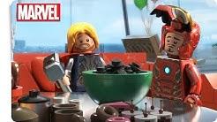 LEGO Marvel Super Heroes: Avengers Reassembled! - Teil 1 | NEU auf Marvel HQ Deutschland
