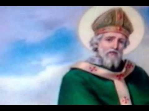 CORAZA Y BENDICIÓN de San Patricio
