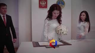 Rustem & Madina Wedding day (Супер позитивная свадьба)