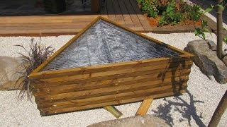 Wooden Geodesic Dome Stage 5 Panel assembly