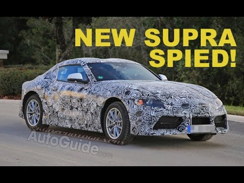Supra Spy Photos, a Crazy Corvette and the New Ford Fiesta: AutoGuide Weekly News Roundup - Ep. 2