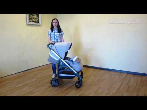 Прогулочная коляска Inglesina Trilogy All Over (Инглезина Трилоджи) Видео от Mannyk.ru