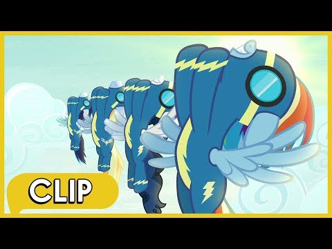 Rainbow Dash's Performance - MLP: Friendship Is Magic [Season 6]