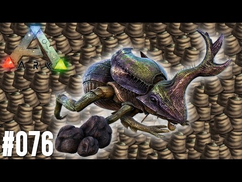 DUNG BEETLE BUG BEHOBEN - DÜNGER...KEIN PROBLEM ! | ARK SURVIVAL EVOLVED
