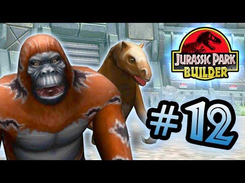 Jurassic Park Builder: GLACIER Tournament: Part 12 PudPud Enters!! HD