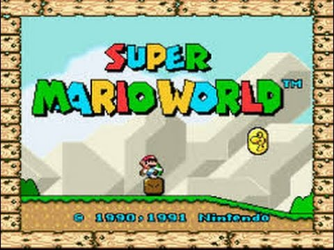 Livestream Super mario word #Part 1 (Juninho Games)