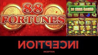 88 FORTUNES 💰💰 Terrific Win 💰💰 Bally Slot Machine Pokie Wins 슬롯 머신 보너스