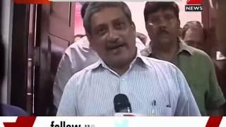 Manohar Parrikar to resign as Goa CM tomorrow