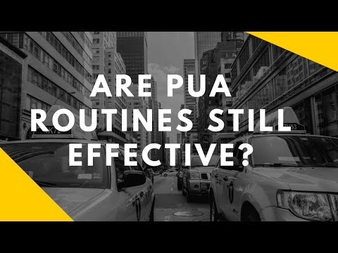 Are PUA Routines Still Effective? | online dating tips for men | pof secrets | tinder help from YouTube · Duration:  6 minutes 4 seconds