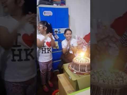 Nanay's Birthday February 27, 2018
