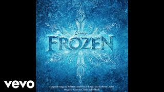 "Idina Menzel - Let It Go (from ""Frozen"") (Audio)"