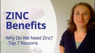 Zinc Benefits - 7 Ways Zinc Supports Your Body