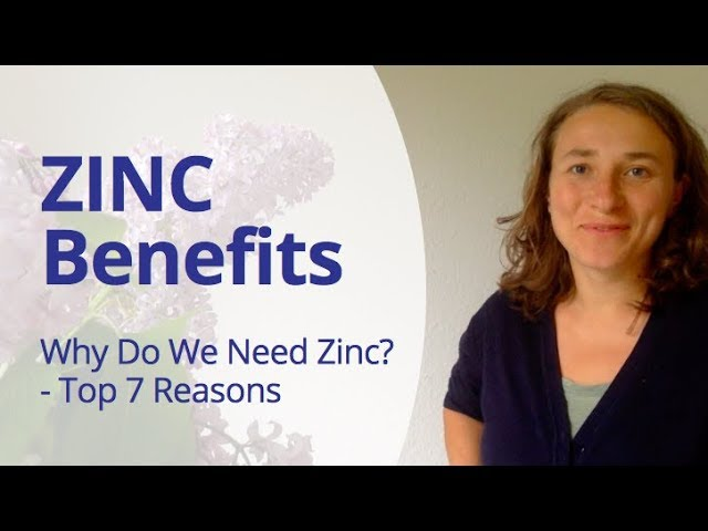 Zinc Benefits - 7 Ways Zinc Supports Your Healing
