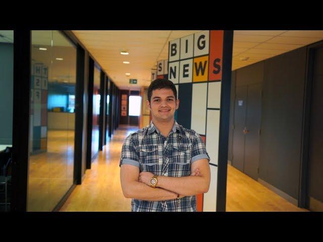 Meet Fabian from Colombia