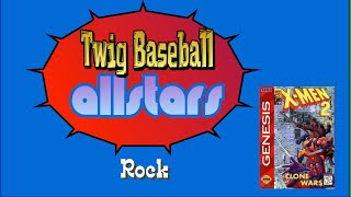 Twig Baseball Allstars Playing... X-Men 2: Clone Wars - 1 / 3