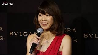 スポーツキャスターの高橋尚子が 舞浜アンフィシアターで開催した「BVLGARI AVRORA AWARDS 2019」 ゴールデンカーペットセレモニーを行った。 授賞式には、受賞者で ...