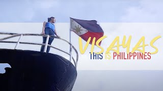 "Visayas 🇵🇭 ""This is Philippines"" Series 