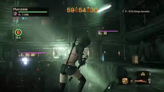 Resident Evil Revelations 2 Desafio de Nível Restrito Nº 491 (00'58) cenário 2-5