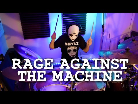 RAGE AGAINST THE MACHINE – Killing in the Name – Drum Cover (2020)