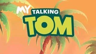 Обзор игры Говорящий кот Том!