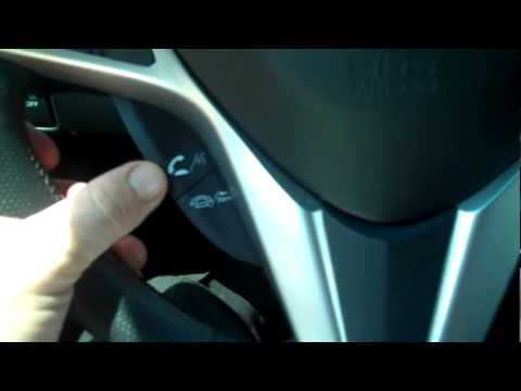 How to set up blue tooth on a Acura RL