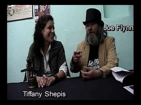 Tiffany Shepis Speaks..Joe Flynn Interviews Horror Scream Icon The Beautiful Tiffany Shepis