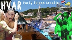 HVAR CROATIA NIGHTLIFE 🇭🇷 Bar Hop Tour, Carpe Diem Beach Club