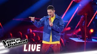 "Patryk Żywczyk - ""Love Runs Out"" - Live - The Voice of Poland 10"