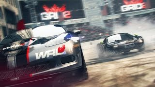 GRID 2 Gameplay (PC HD) - ToshDeluxe
