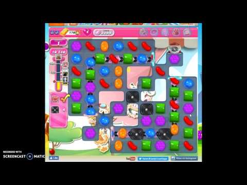 Candy Crush Level 2299 help w/audio tips, hints, tricks