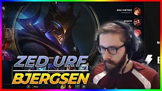 Bjergsen Live Stream League of Legends (LOL) Now
