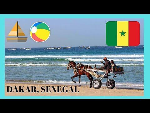 SENEGAL: EXPLORING The BEACHES Of YOFF In DAKAR, Beautiful Views 🏖️
