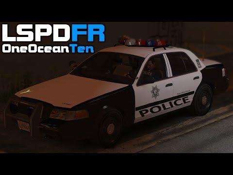 LSPDFR #87 - Las Vegas Metropolitan Police!