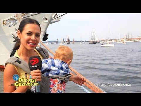 Dünyayı Geziyorum - Aalborg/Danimarka - 30 Ağustos 2015