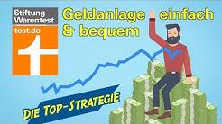 Geld richtig anlegen 2020 - bestes ETF-Portfolio: 20 000 € investieren und vermehren