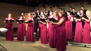 The Barber of Seville Overture (arr. by Daryl Runswick) by Camarata Chamber Singers