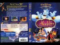 Debut de Walt Disney's Aladdin (film 1992)(DVD FR)