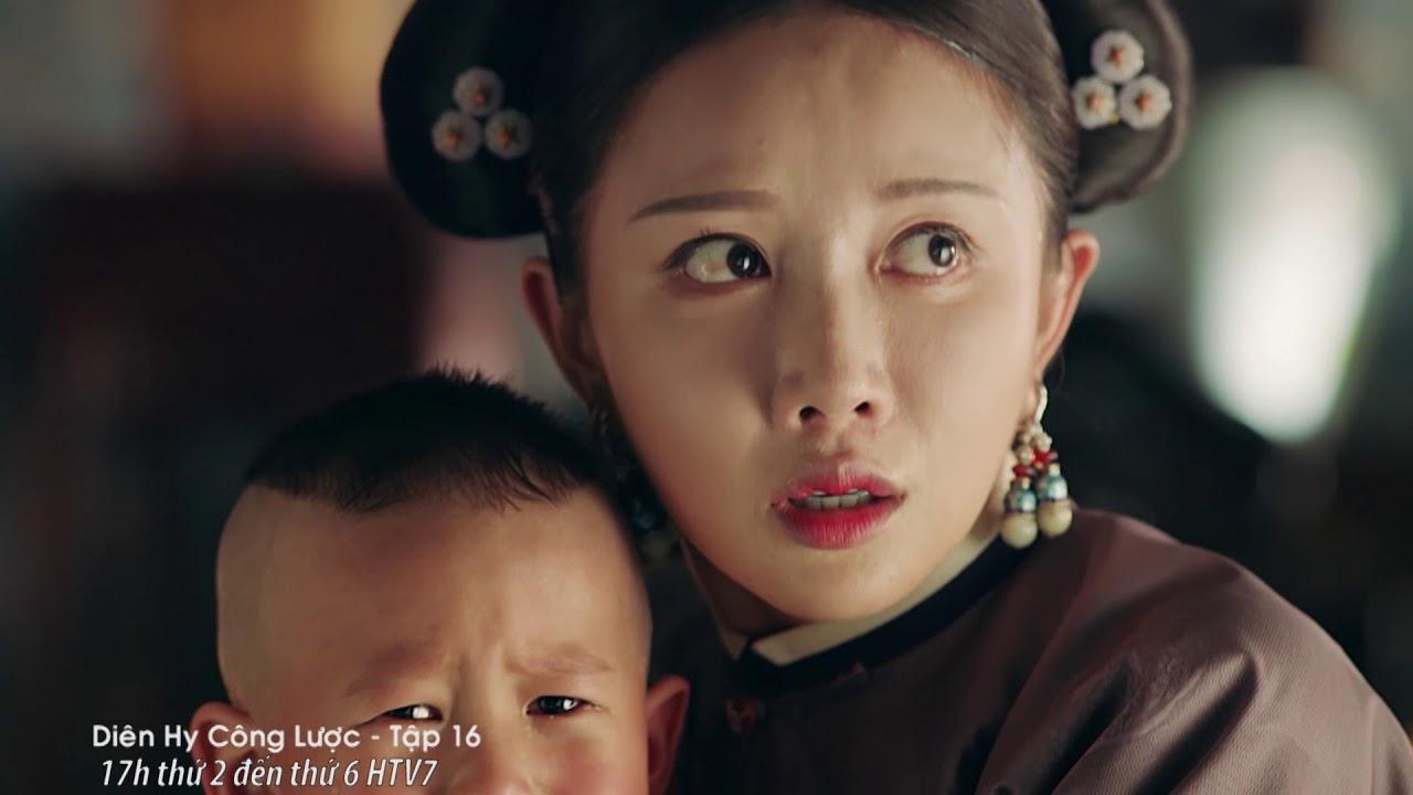 image Diên Hy Công Lược tập 16 - Di Tần mất quyền nuôi con vì hãm hại Anh Lạc